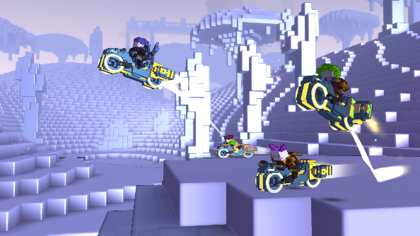 Trove's creative world will keep growing thanks to player mods