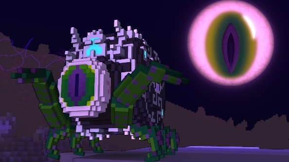 Trove Mantle of Power