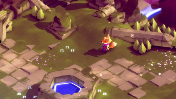 Tunic looks like Zelda with a fox, is the cutest game of E3 so far