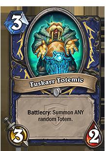 Tuskarr Totemic
