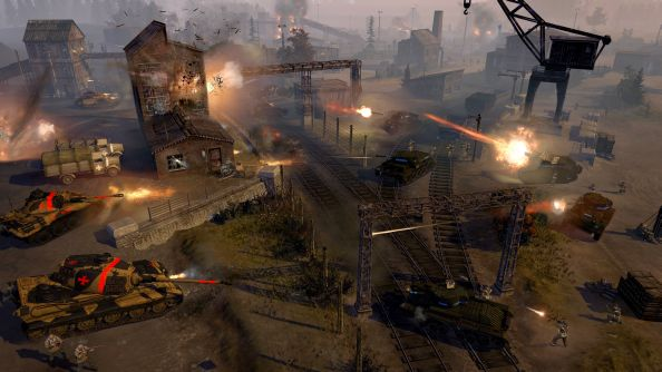 Relic to roll out Company of Heroes 2: The British Forces this September