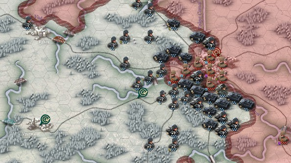 Unity of Command: Black Turn - The Fall of Moscow