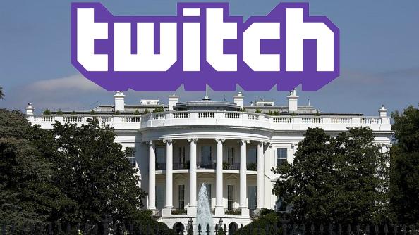 US politics Twitch