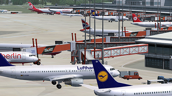 Ultimate Traffic 2 hits 2013 with 1.8 million aircraft