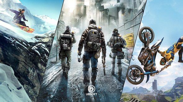 Ubisoft e3 free weekend