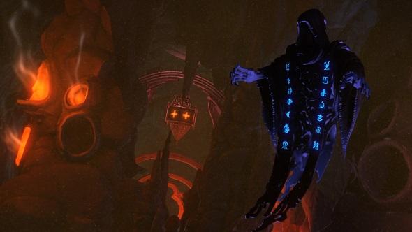 Underworld Ascendant wraith