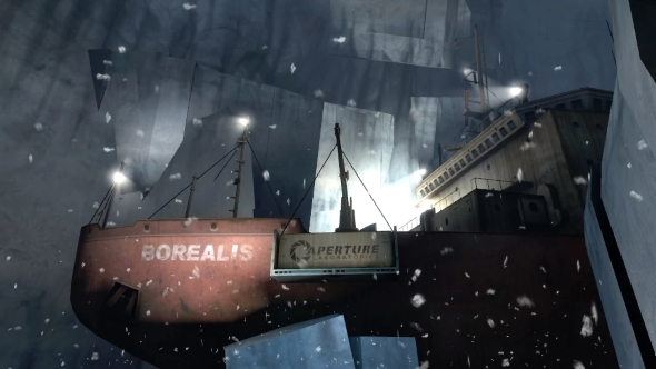 Half-Life 3 story Borealis