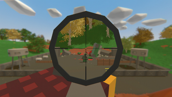 Win a Gold Upgrade for zombie survival game Unturned on Steam