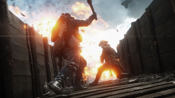 Upcoming PC games Battlefield 1