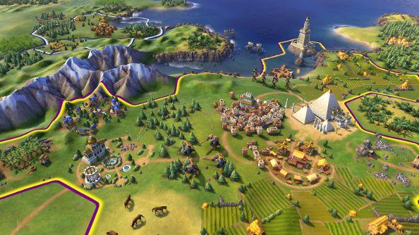 Upcoming PC games Civilization VI