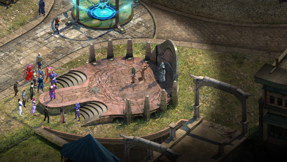 Upcoming PC games Torment: Tides of Numenera