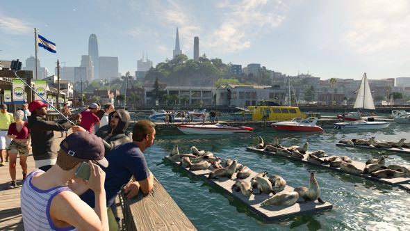 Upcoming PC games Watch Dogs 2