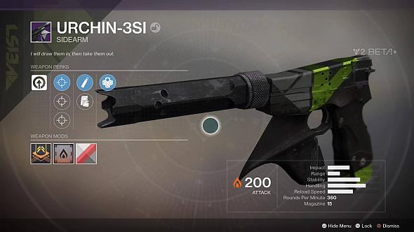 Urchin-3SI
