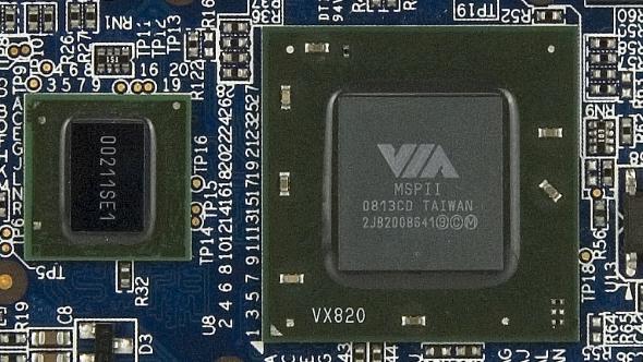 VIA chip