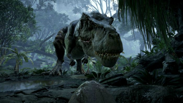 VR Your Friends Back to Dinosaur Island