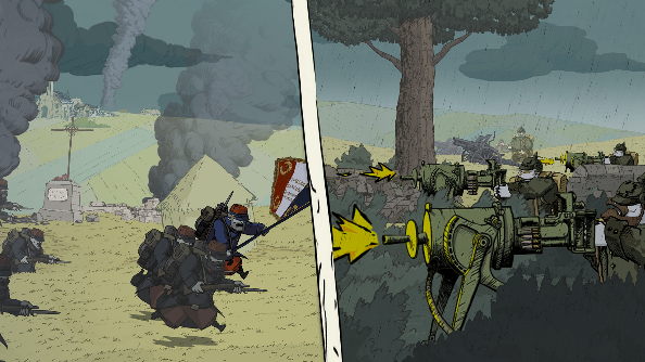 Valiant Hearts Ypres