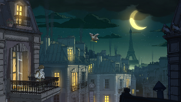 Valiant Hearts Paris