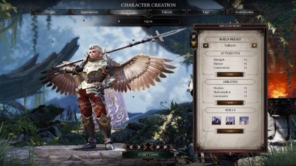 Divinity Original Sin 2 mods valkyrie class