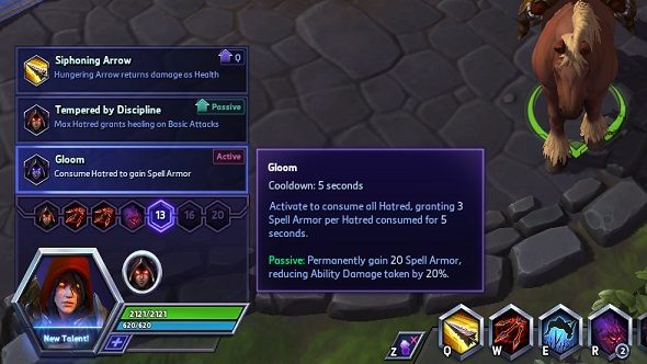 HOTS Valla Gloom