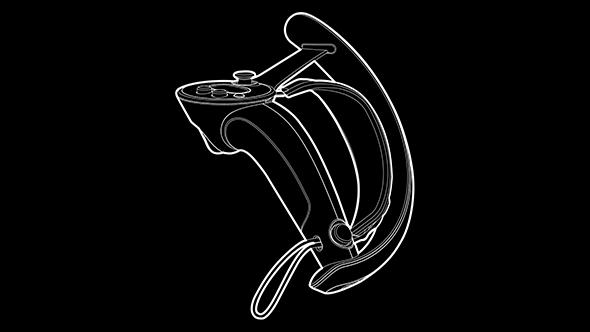 Valve Knuckles EV2 Controller