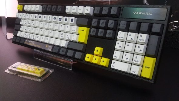 Varmilo PUBG Chicken Dinner keyboard