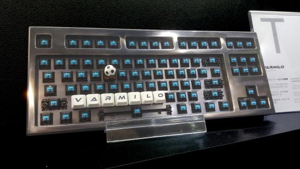 Varmilo Ti keyboard