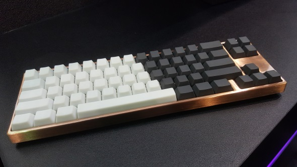 Varmilo Zinc keyboard