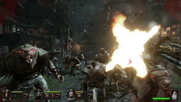Warhammer: End Times - Vermintide's free Quests and Contracts DLC adds buffs and loot