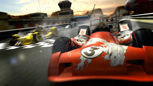 Cheap Victory - a  quick look at Vae Victus's F2P racing game Victory: The Age of Racing