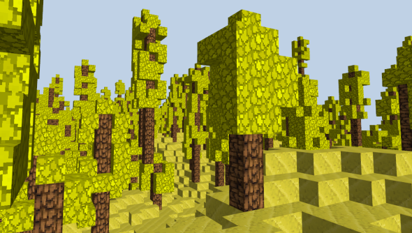 Voxel: the browser-based Minecraft clone that hints at what you can
