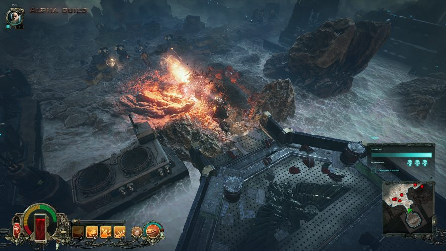warhammer 40,000 inquisitor martyr pc review