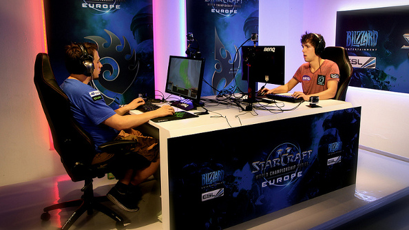 Don't forget StarCraft! The WCS Finals are this weekend