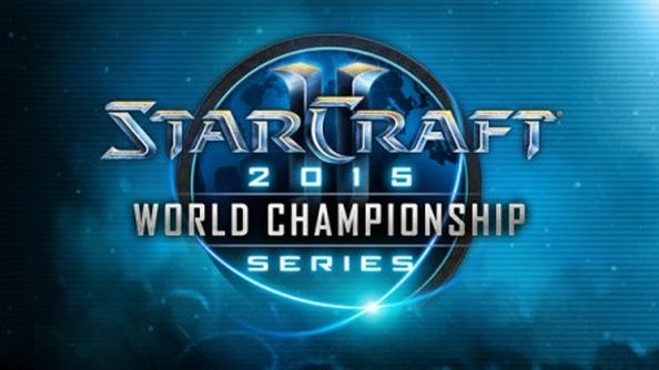 It's the Starcraft II WCS finals today; watch the quarterfinals underway right now