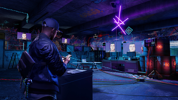 Watch Dogs 2 non-lethal playthrough