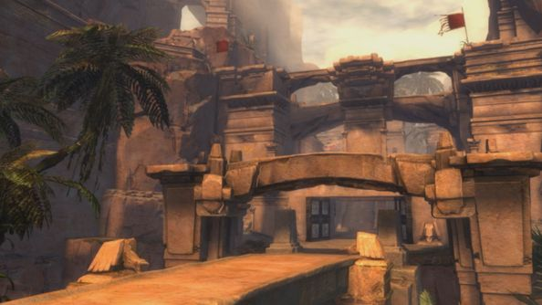 Guild Wars 2: Heart of Thorns to implement new desert borderlands map to World vs World