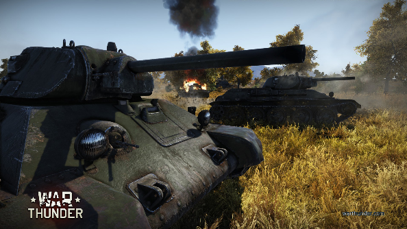 War Thunder challenges players to access Ground Forces beta