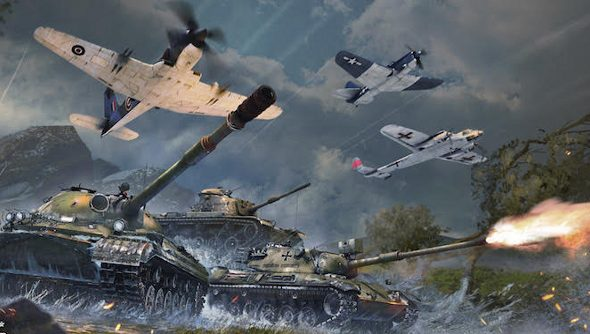 War Thunder Cold Steel