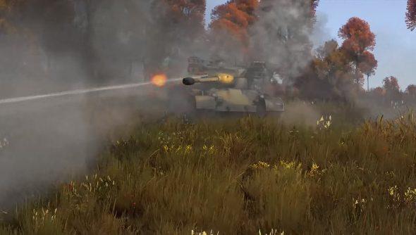 War Thunder Firestorm update