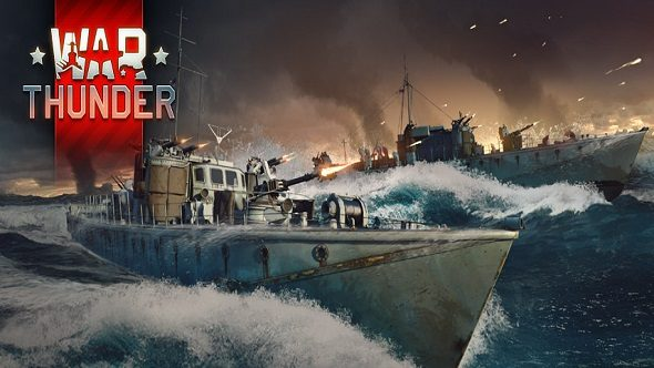War Thunder Naval Forces
