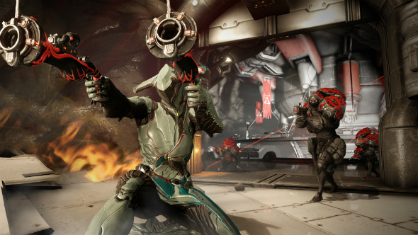 Warframe's The War Within is out now, new mission types, weapons and more