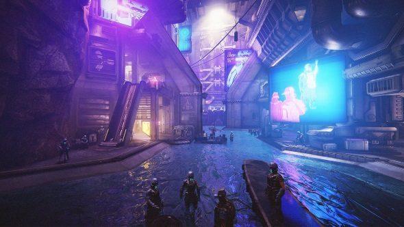 Warframe Fortuna hub