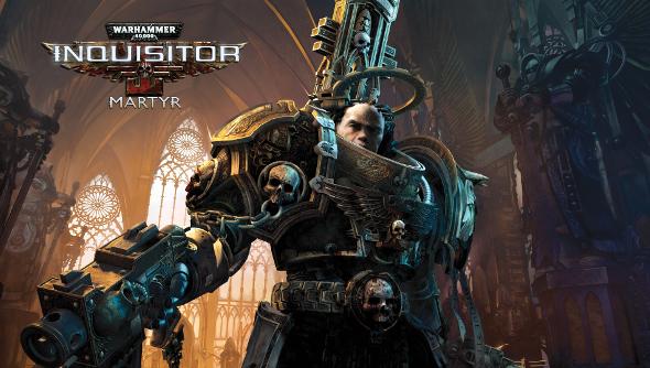 Warhammer: Inquisitor - Martyr