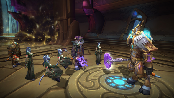 Warlords of Draenor dungeons