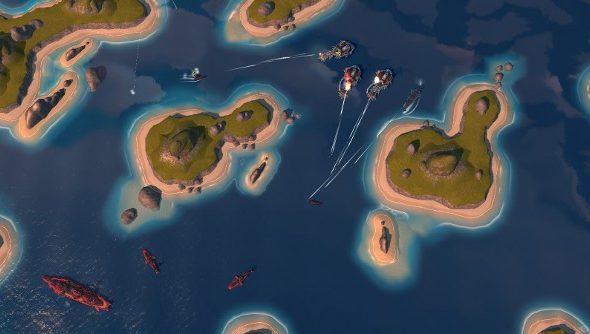 Warships_battle
