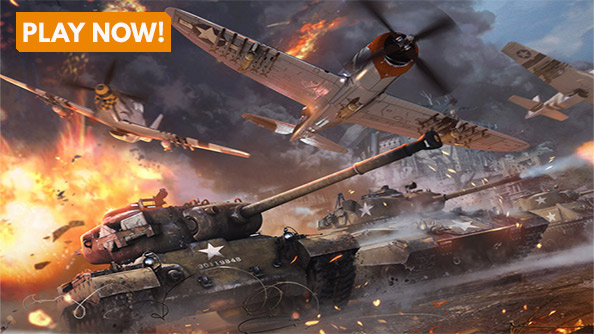 Best Free PC Games War Thunder