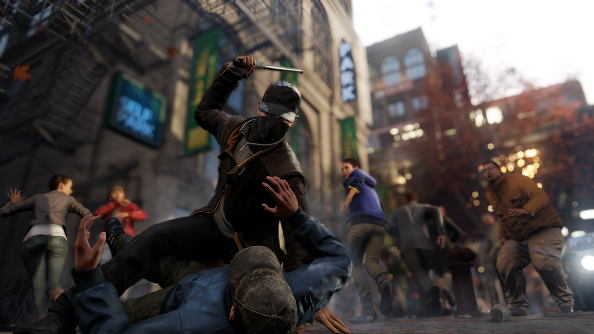 Ubisoft: we won't start a game unless we can franchise it