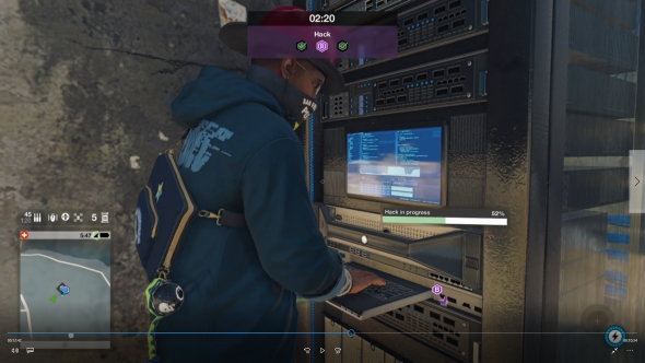 Watch Dogs 2 Hack/Protect