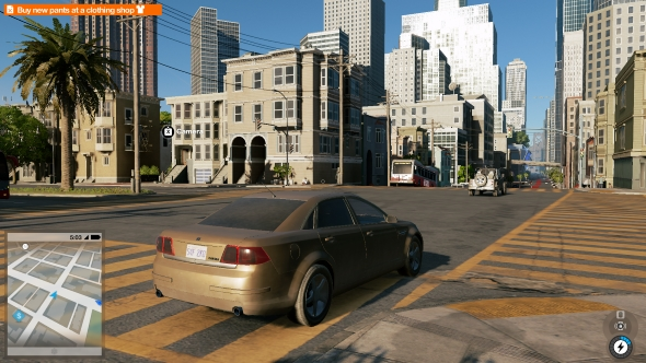 Watch Dogs 2 PC low graphics settings