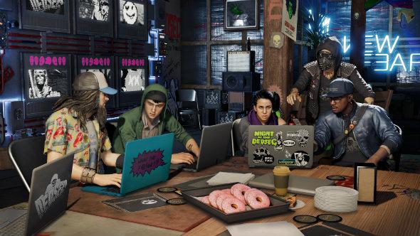 Watch Dogs 2 Dedsec hack gang
