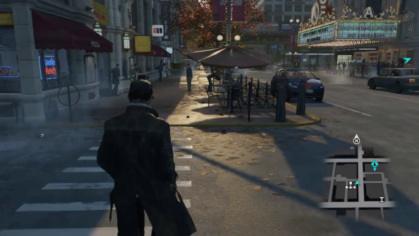 Watch Dogs 2012